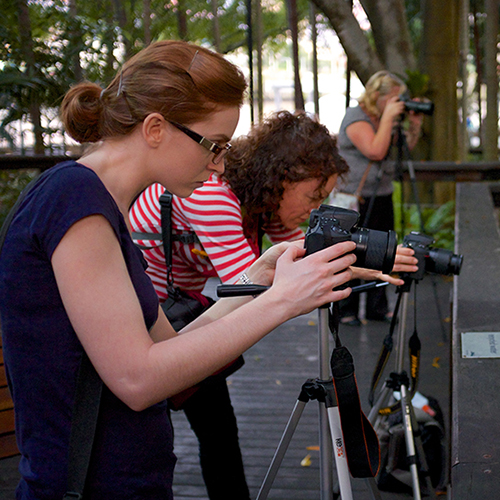 Photography courses Brisbane - Learn photography