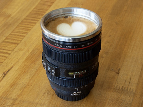 lens mug - Learn Photography blog
