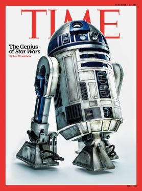 R2 D2 Time Magazine Cover photography course Brisbane
