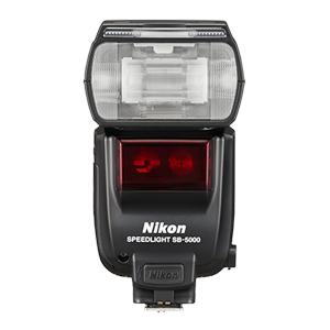 SB-5000 Nikon speedlight